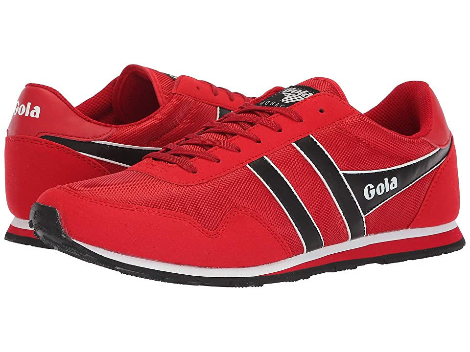 Gola Monaco Ballistic (Red/Black/Black) Men
