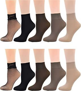 Wolford LUXE 9 knee-highs 9 i calzettoni sottili