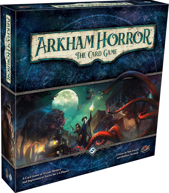 Arkham Horror LCG - Base Card Game Card Game