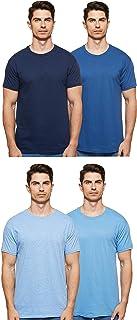 Hanes Men's FreshIQ ComfortSoft Crewneck T-shirt 4-Pack T-Shirts (pack of 4)