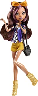 Monster High Boo York Boo York Frightseers Clawdeen Wolf Doll