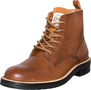 Mens Boots - Austin Leather Boot with Premium Cushion Insole