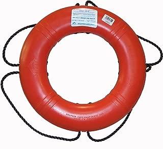 Dock Edge + Inc. USCGA Approved Life Ring Buoy