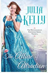 The Allure of Attraction (The Matchmaker of Edinburgh Series Book 3) Kindle Edition