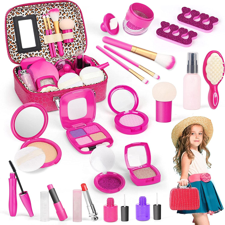 Glum Children's Max 67% OFF Makeup Toys Simulation Set No Girl Excellent Toy