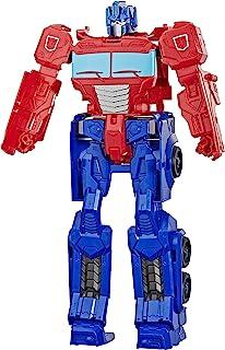 Figura Transformers Authentics Titan Changer Optimus Prime - E5888 - Hasbro