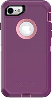 OtterBox Defender Series Case for iPhone 6S and iPhone 6 and Belt Clip Holster fits OtterBox Cover - Purple Pink
