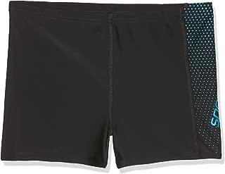 Speedo Seasquad Allover Aquashort Pantaloncino da Bagno Bambino