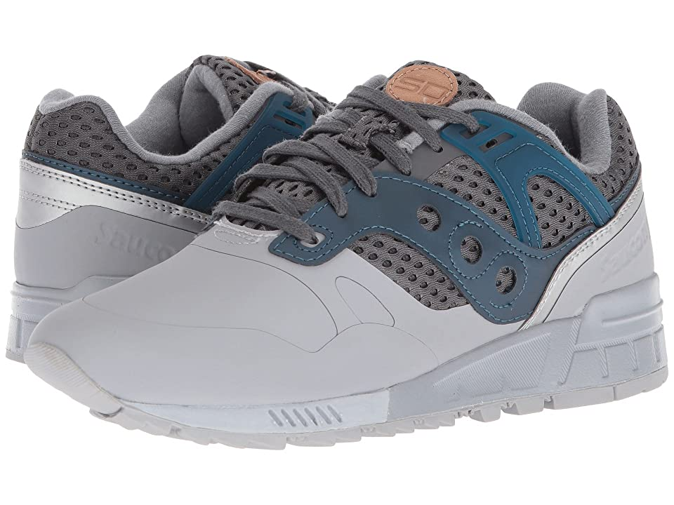 Saucony Originals Grid SD HT (Grey/Blue) Men