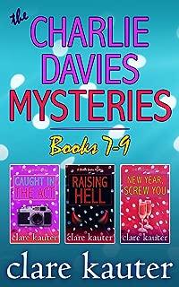 The Charlie Davies Mysteries Books 7-9