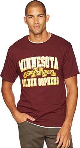 Minnesota Golden Gophers Jersey Tee 2