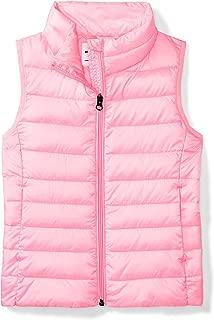 dark pink vest