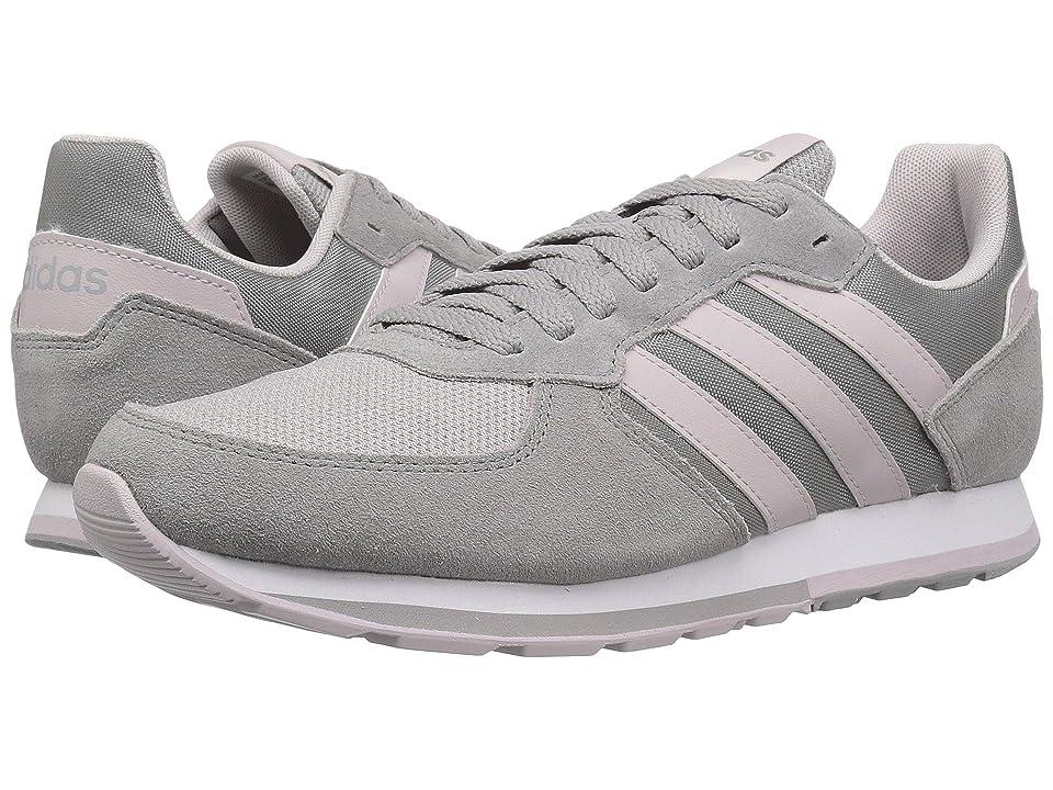 f60c7e82929c adidas 8K (Light Granite Ice Purple Light Granite) Women s Running Shoes