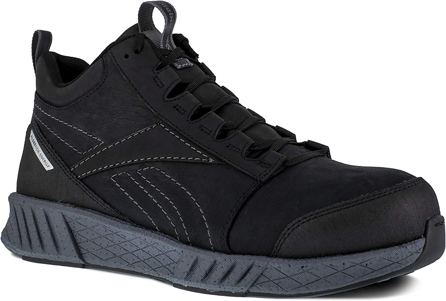 Reebok Men's Fusion Formidable Safety Toe Athletic Work Mid Cut