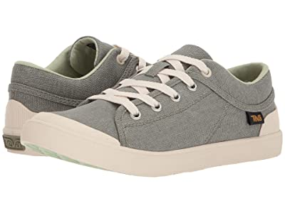 Teva Freewheel Washed Canvas (Desert Sage) Women
