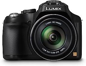 Panasonic Lumix DMC-FZ72EG-K - Cámara compacta de 16.1 Mp (pantalla de 3