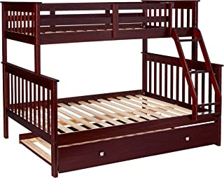 Amazon Com Bunk Beds For Kids With Mattresses Included