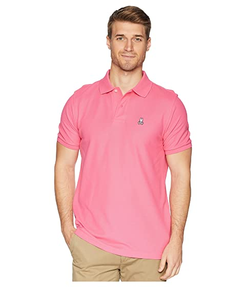 Colors Bunny Hot Classic Psycho Polo Fashion Pink xAqSwZH