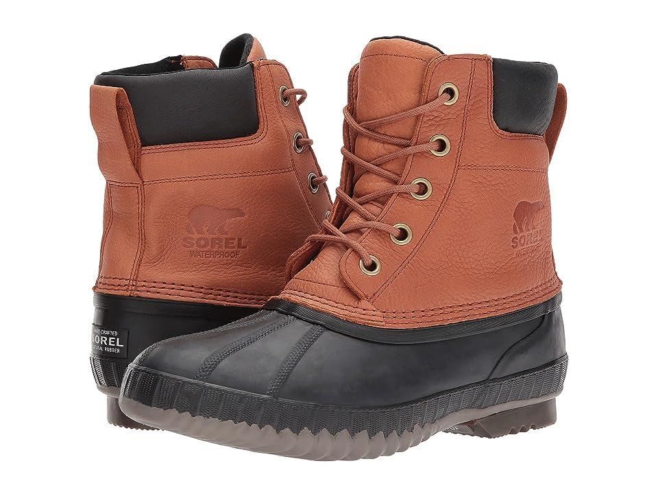 SOREL Cheyanne II Premium (Rustic Brown/Black) Men