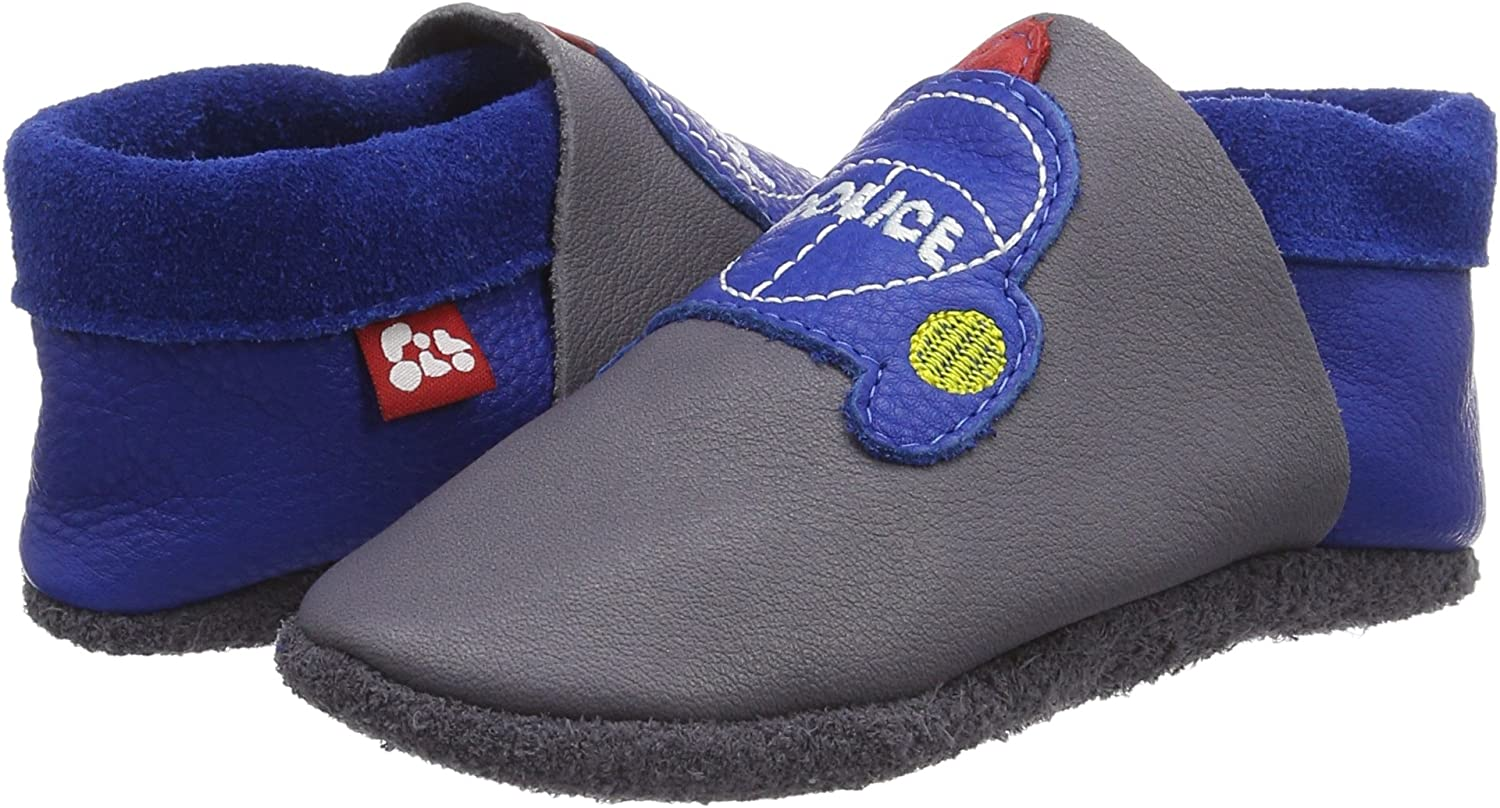 Baby Boys/' Babyshoes and Slippers Pololo Polizei