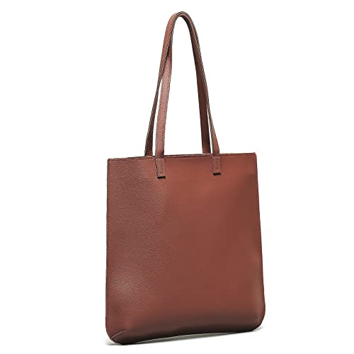 6fa2a330f2 Red Cube Ladies Faux Leather Tote Bag