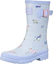 Joules T_JNR Girls Welly Boot (Toddler/Little Kid/Big Kid)