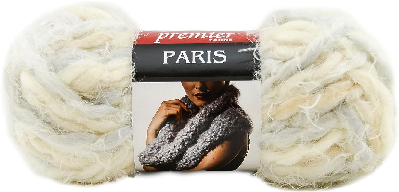 Premier Yarns 1041-02 Paris Yarn-Cream
