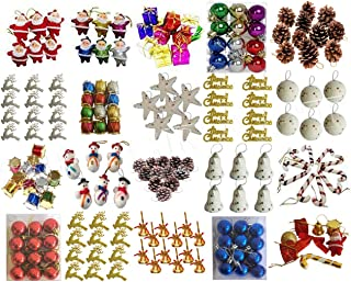 16 Christmas Decoration Ornaments- 16 Ornaments for Decorating Christmas Tree