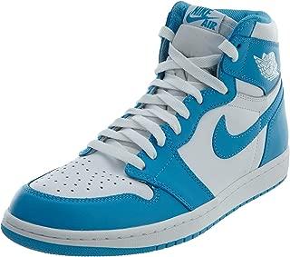[555088-017] AIR Jordan AJ 1 Retro HIGH OG Mens Sneakers AIR JORDANBLACK Gym RED University GOLDM