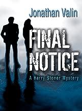 Final Notice (Harry Stoner Mystery Book 2)