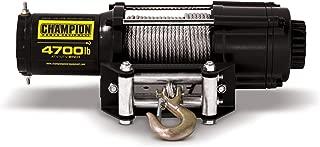 Champion Power Equipment 100129 Power Winch Kit - 4700 lb. Capacity