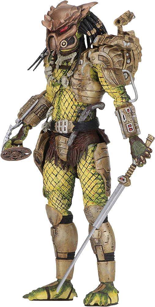 Neca , predator - action figure ultimate elder: the golden angel 18 cm NECA51573