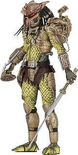 """NECA - Predator 2 - 7"""" Scale Action Figure - Ultimate Elder: The Golden Angel"""