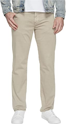 Joe's Jeans - The Brixton - Kinetic McCowen Twill in Crew Khaki