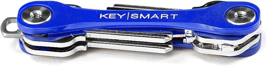 KeySmart Lite | Compacto llavero y organizador (2-8 llaves ...