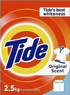 Tide Laundry Powder Detergent Original Scent, 2.5 Kg