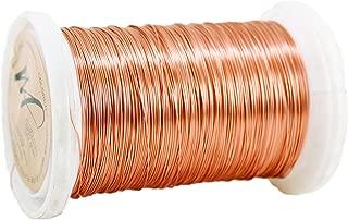 x 100/' Wire in Copper National Hardware V2570 24 Ga
