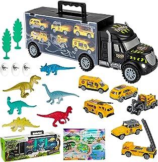 Dinosaur Truck Transporter