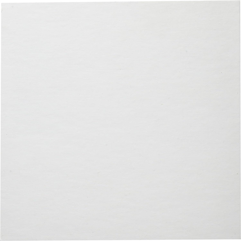 Grafix Medium specialty shop Weight Chipboard Sheets 25 Max 82% OFF Pkg-White 6