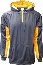 SPECIEN Adult Hooded Pullover Performance Sweatshirt Hoodie Jacket with Quarter Zipper & Moisture-Wicking Management