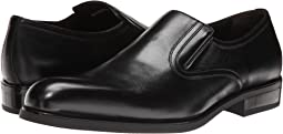 a. testoni - Nappa Slip On w/ Rubber Sole & Side Vents