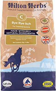 Hilton Herbs 70404 Bye Bye Itch Equine Supplement 1 Piece 4.4lb