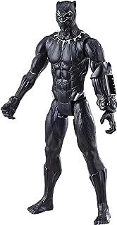 "Avengers Marvel Endgame Titan Hero Series Black Panther 12"" Action Figure"