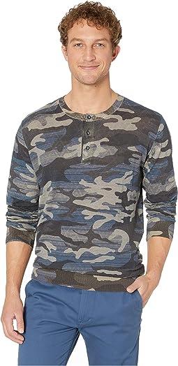 Jaxen Long Sleeve Knit Shirt