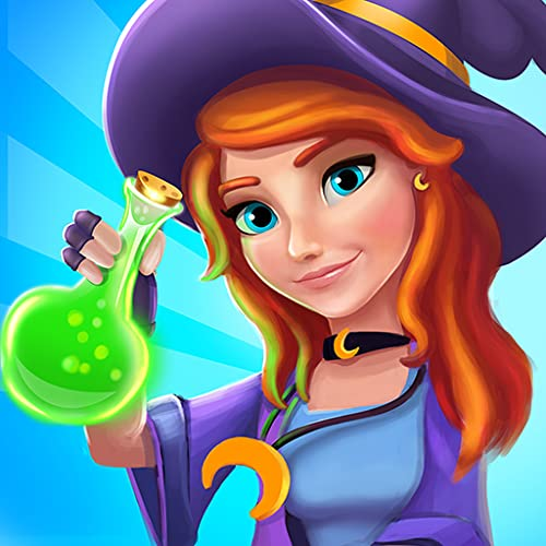 Tiny Witch Clicker : Brew Potions & Live Forever