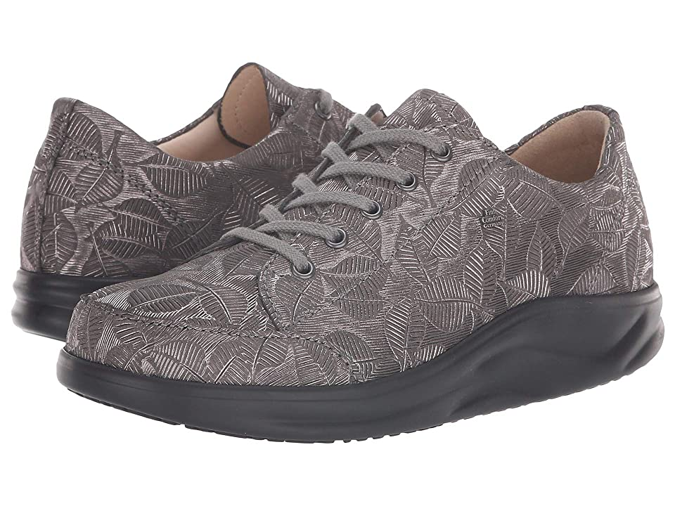 Finn Comfort Altea (Smoke Leaves) Women's Lace up casual Shoes