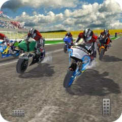 Upgrade to boost your speed in sports bikes. NEW Realistic bike physics controls. Amazing HD graphics & 3D environments. Real 3D environments, with multiple camera views. Explore different locations & new cities.