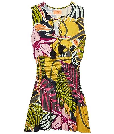 Maaji Spotlight Short Dress Cover-Up (Black) Women