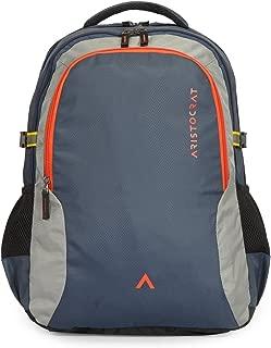 Aristocrat 34 Ltrs Blue Laptop Backpack (LPBPGRI2NBL)