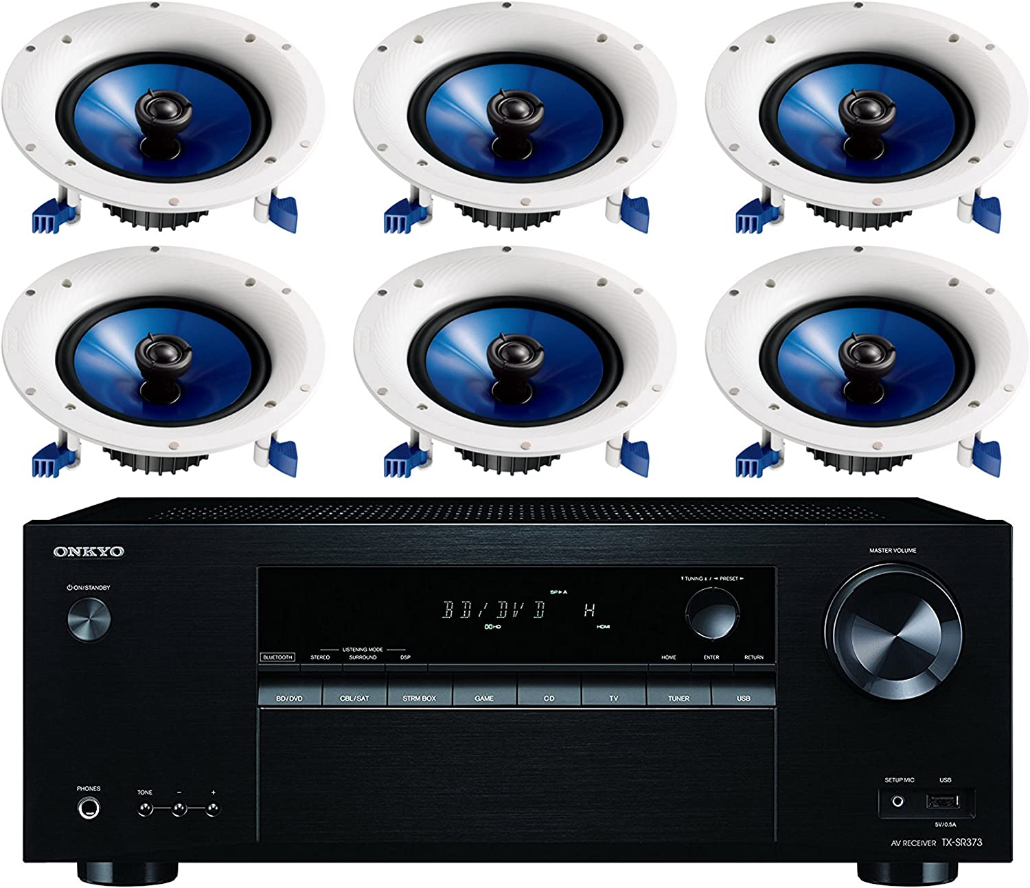 Best Onkyo Home Theater System